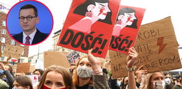 Kolejny dzień protestów. Morawiecki zaapelował do uczestników manifestacji. Relacja na żywo!