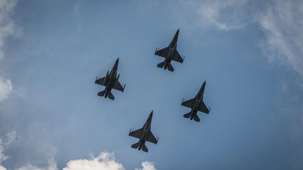Samoloty F-16 polskich Sił Powietrznych