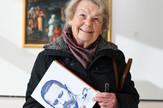Jelisava Leskovar iz Maribora, penzionisana nastavnica likovnih umetnosti