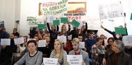 Mieszkańcy Lublina na NIE w referendum