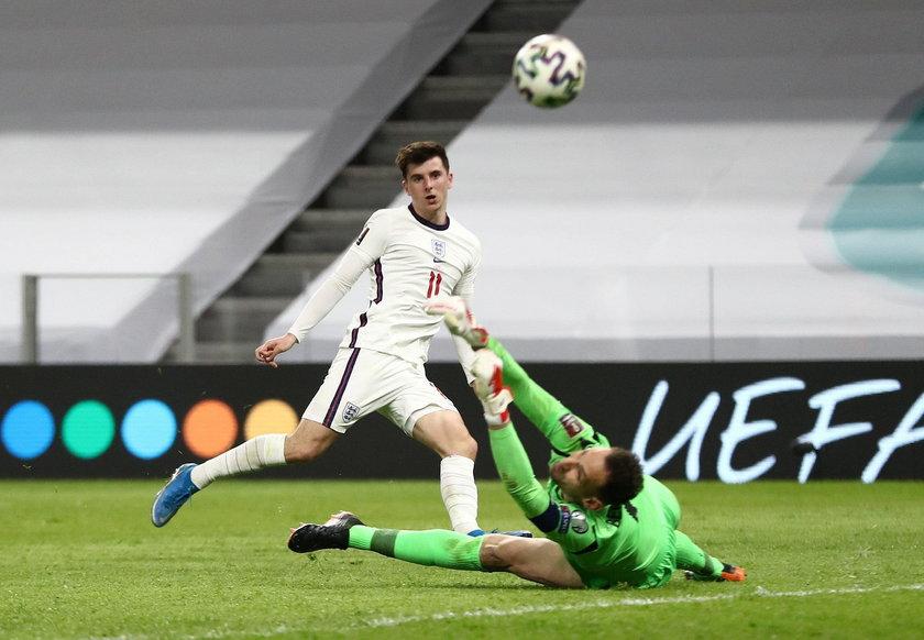 El. MŚ 2022: Anglia pokonała Albanię