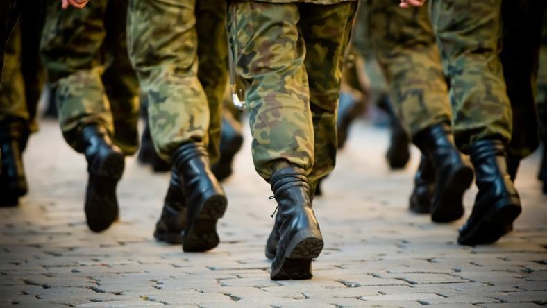 Amerykańscy żołnierze stacjonują w Polsce od stycznia
