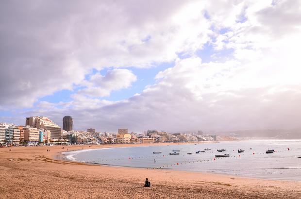 Plaża Las Canteras