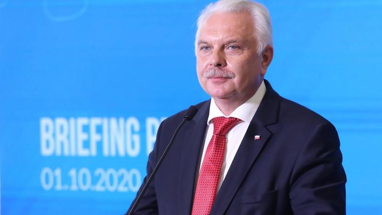 Waldemar Kraska PAP/Tomasz Gzell