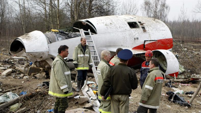 Skąd wziął się trotyl na Tupolewie?