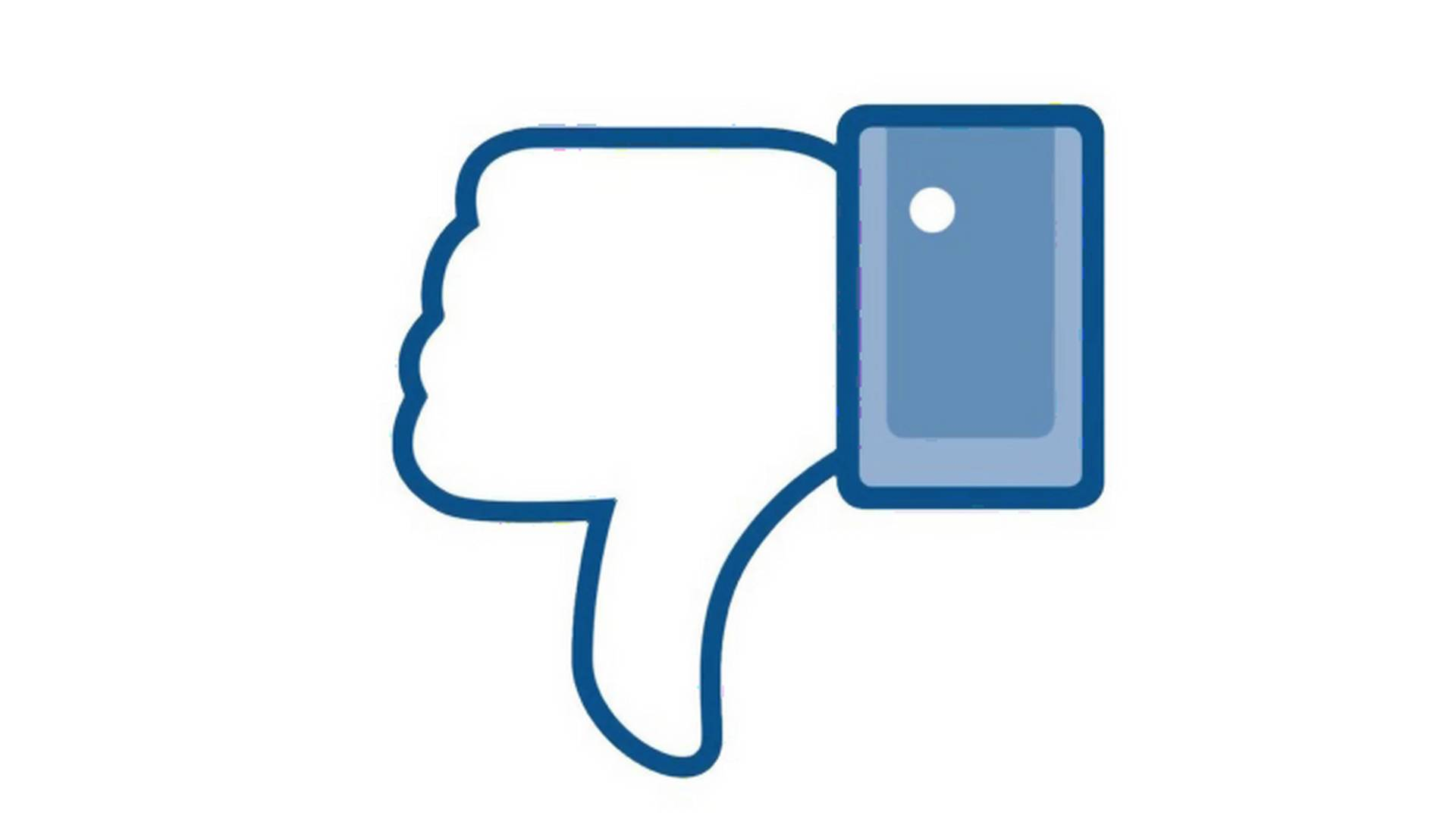 Facebook testet den Dislike-Button