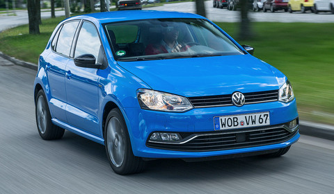 Volkswageny Polo i up! – wadliwe ucho do holowania