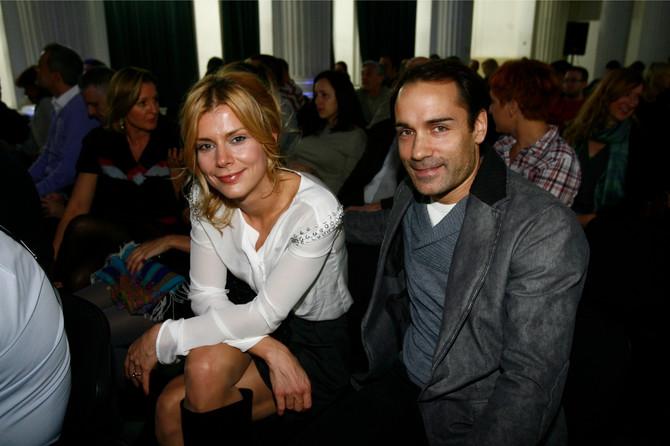 Bivši supružnici, veliki prijatelji: Nataša Miljković i Srđan Timarov