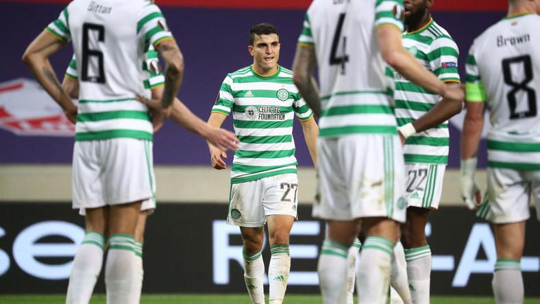 Piłkarze Celticu Glasgow