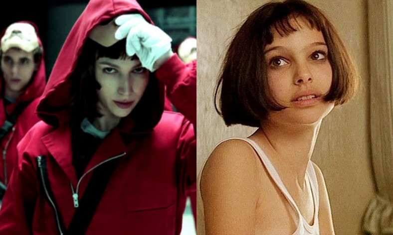 Tokyo's uncanny resemblance with Natalie Portman's film debut character is no accident