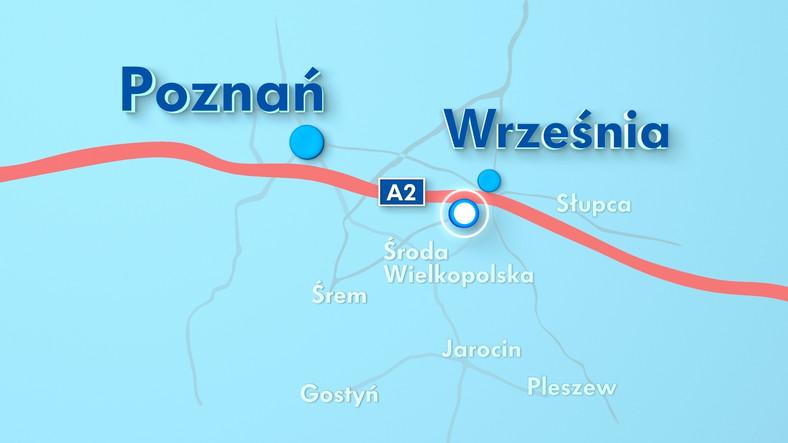 Lokalizacja nowej fabryki Volkswagena