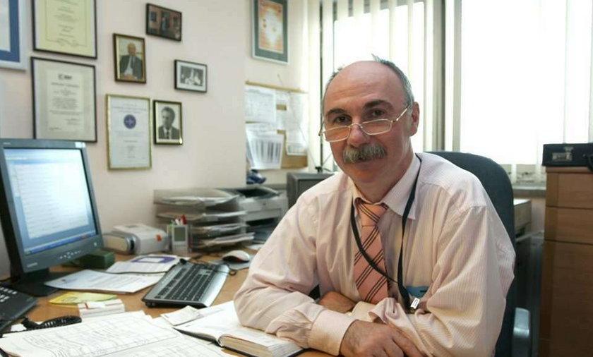 Profesor ostrzega przed zamienianiem leków