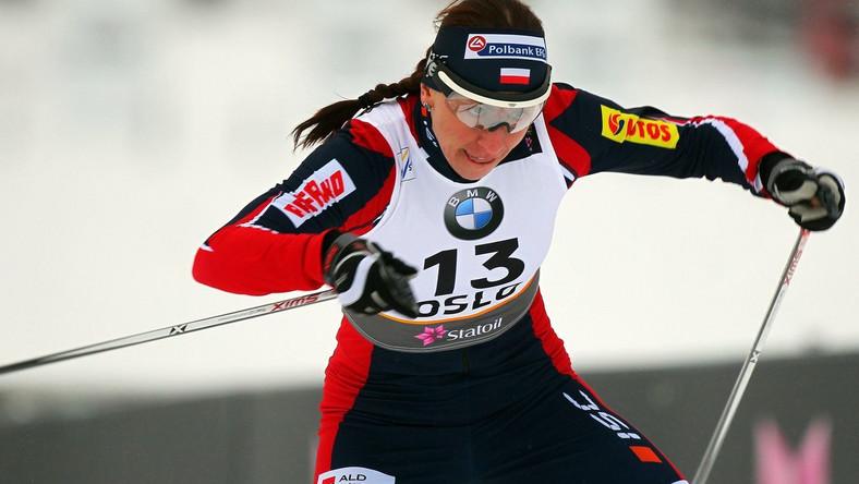 Justyna Kowalczyk piąta w sprincie