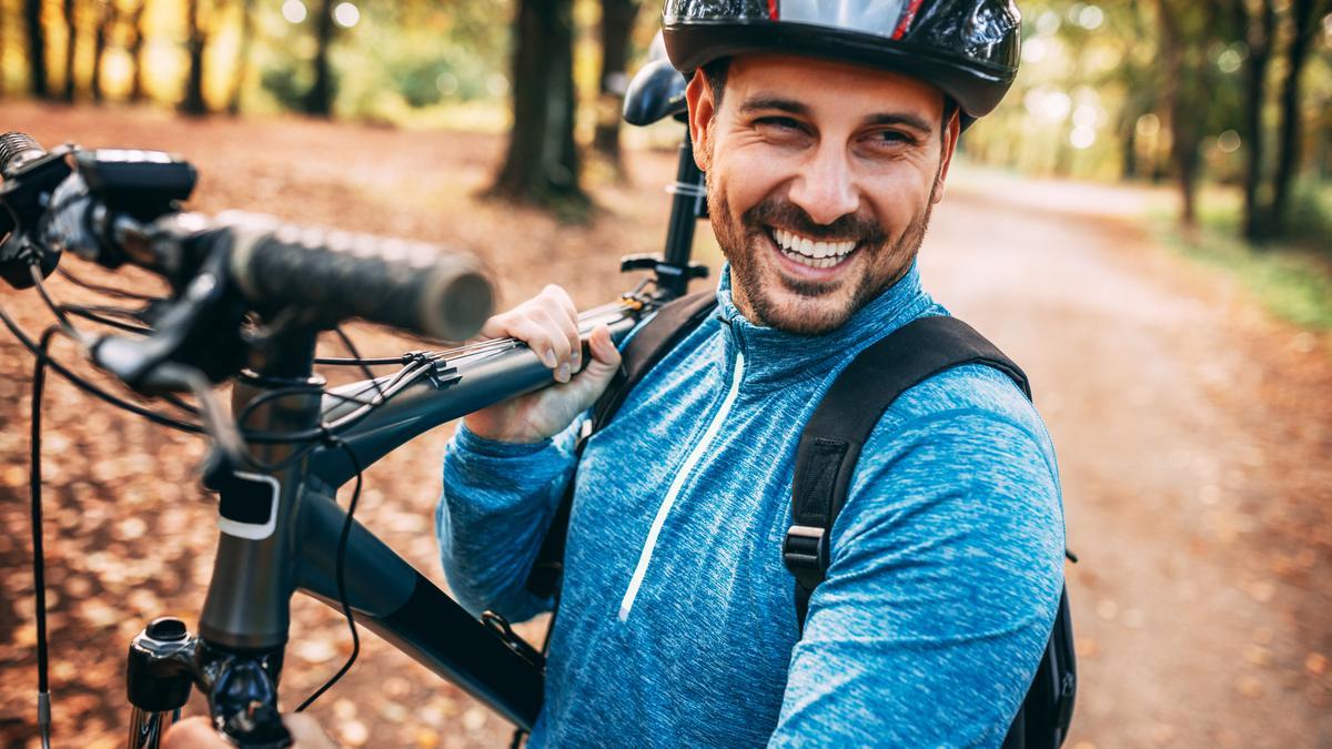 A kerékpározás segít a prosztatitisben fájó vizelés