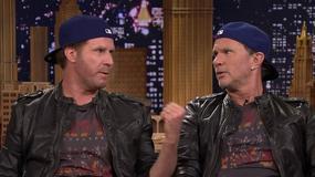 Will Ferrell i bębniarz Red Hot Chili Peppers razem w szczytnym celu