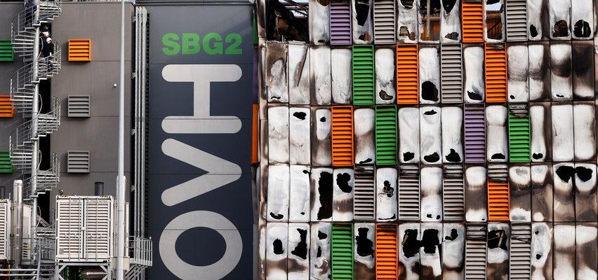 Awaria serwerów OVH. Działanie internetu zagrożone