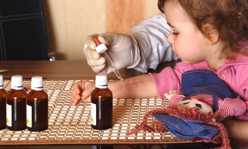 GIF wycofuje ze sprzedaży popularny preparat wykorzystywany przy testach alergicznych