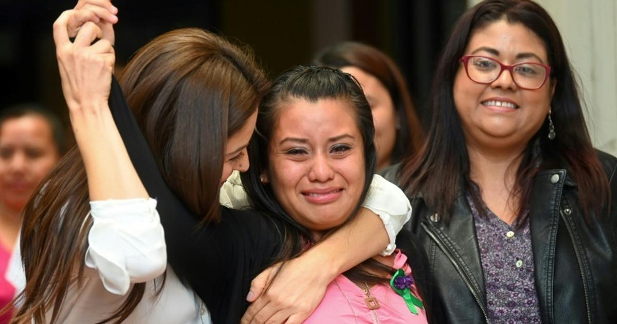 El Salvador court clears rape victim of killing baby
