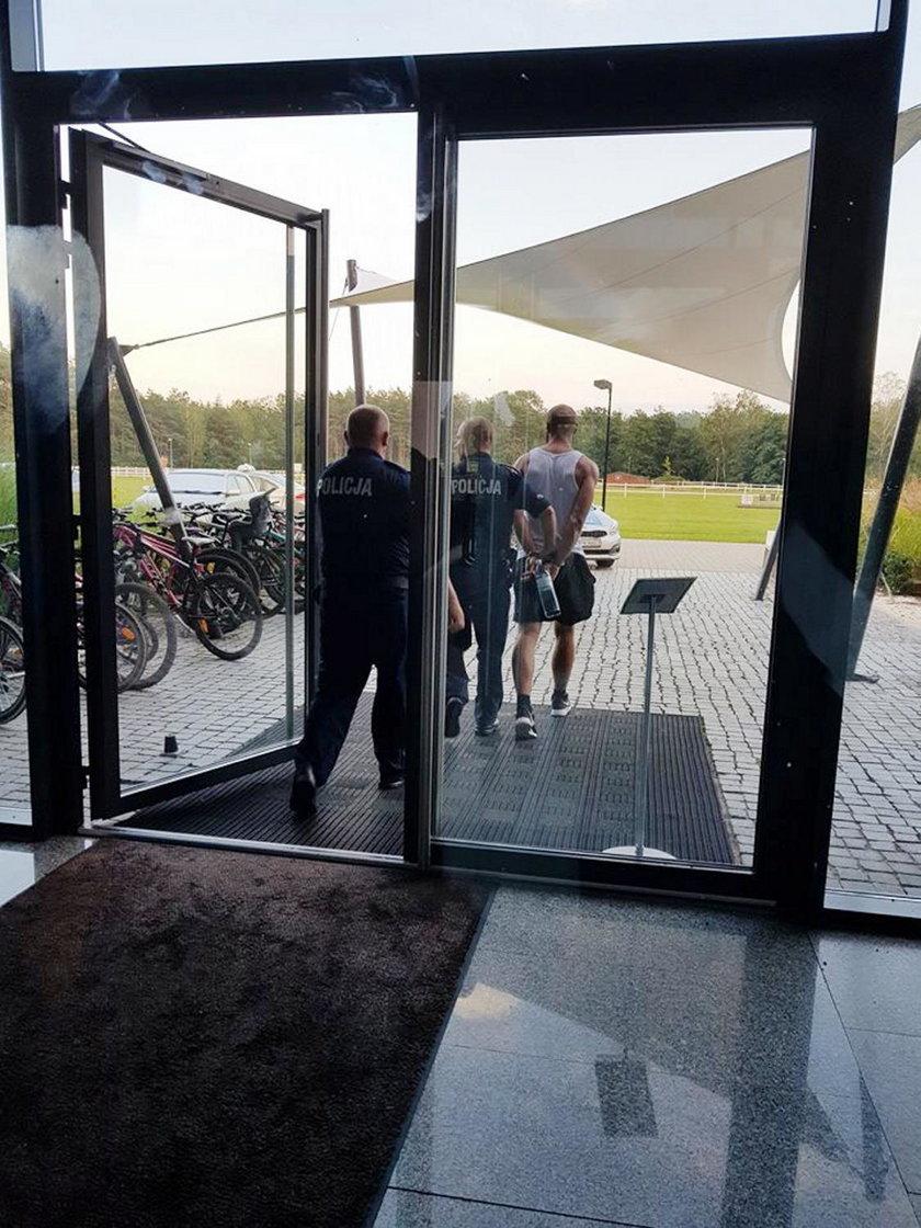 Atak na Izraelczyków pod Płońskiem. Napastnicy czekali przy hotelu