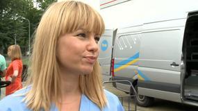 Katarzyna Bujakiewicz: ślubu nie będzie, w ciąży też nie jestem