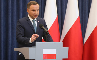 Politolog: Działania prezydenta mogą zmienić zamiary KE ws. sankcji na Polskę