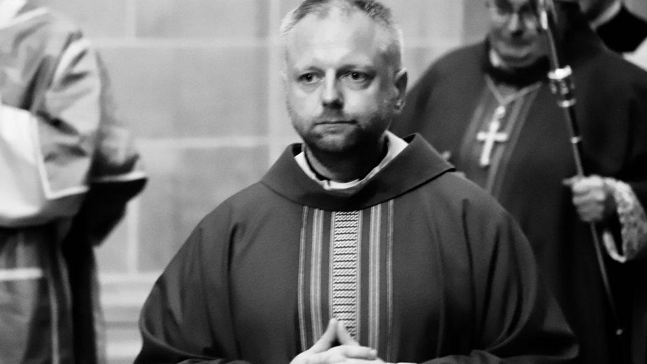 Ksiądz Paweł Mielecki