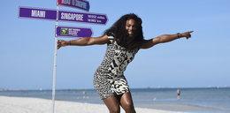 Serena Williams rozbierze się do sesji w kalendarzu Pirelli! ZOBACZ