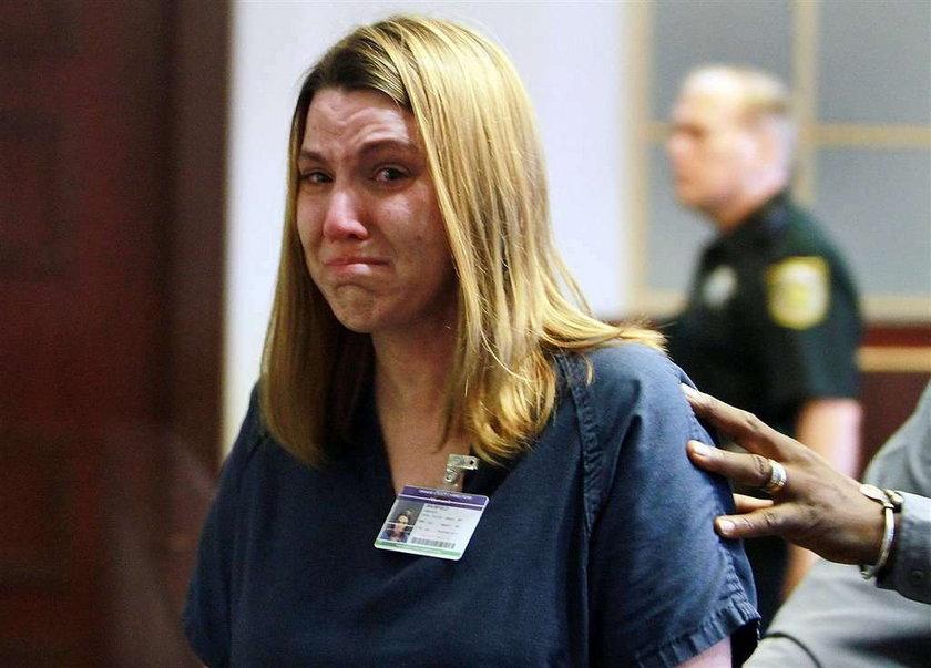 Córka gwiazdora skazana za zabójstwo dziecka