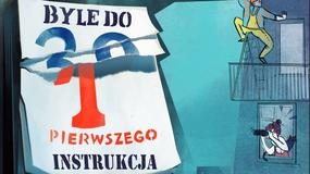 Byle do pierwszego - zabawna polska planszówka na Wspieram.to