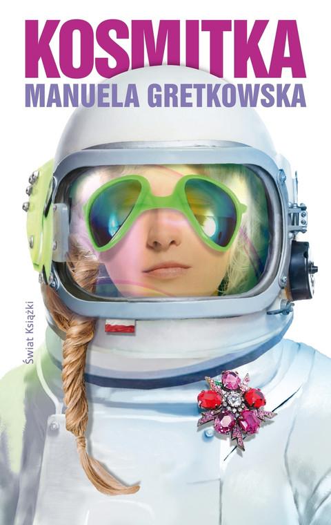 okładka książki Manueli Gretkowskiej