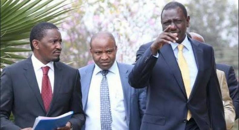 Do not allow DP William Ruto to finance your campaigns - Mwangi Kiunjuri warns Mt Kenya politicians