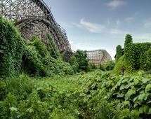 Opuszczone budynki w Japonii
