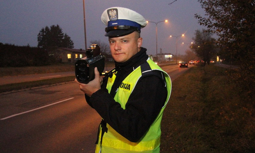 Policjanci znają kłamstwa kierowców?