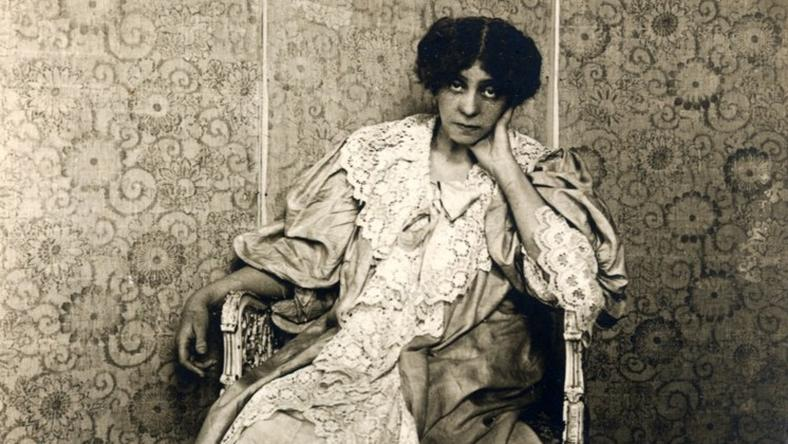 Gabriela Zapolska, ok. 1906 r.