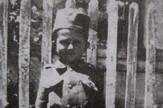 Momčilo je imao samo osam godina kada je posto vojnik Srbije