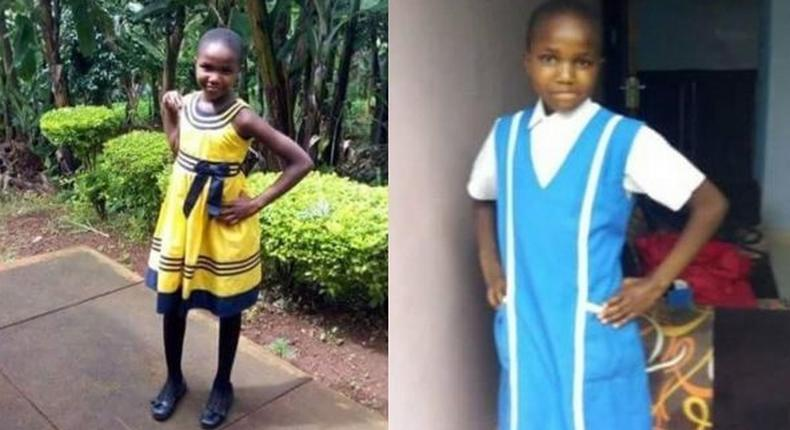 Women demonstrate in Meru following the murder of Maribel Kapolon. Emerging details indicate that the senior magistrate's daughter Maribel Kapolon might have been killed because of love affair that went sour between her and her mother's lover.