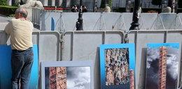 Obrońcy krzyża pokazali projekt pomnika