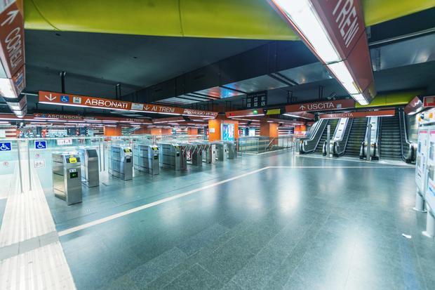 Rzymskie metro