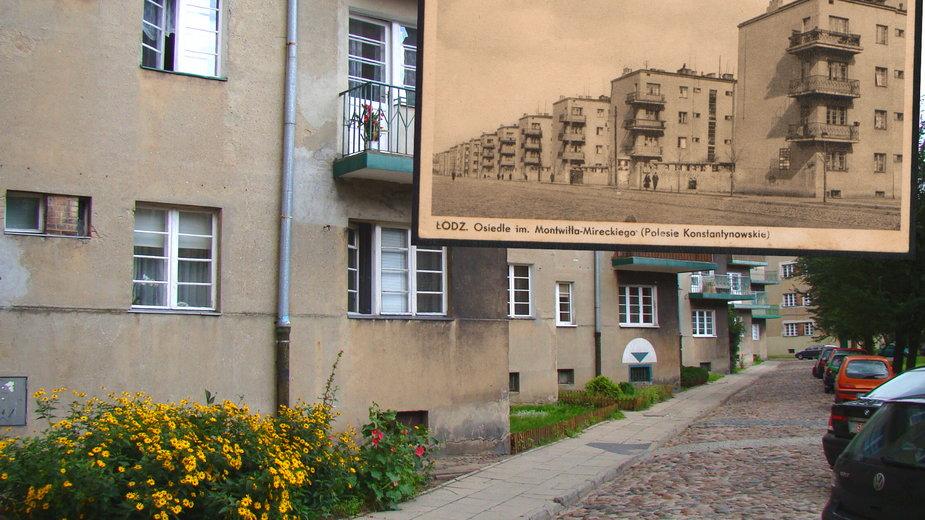 Osiedle im. Józefa Montwiłła-Mireckiego, Łódź