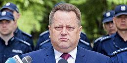 Odcięta głowa niedaleko domu polskiego wiceministra