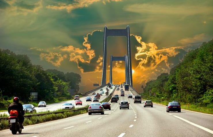 Meridijan autoput