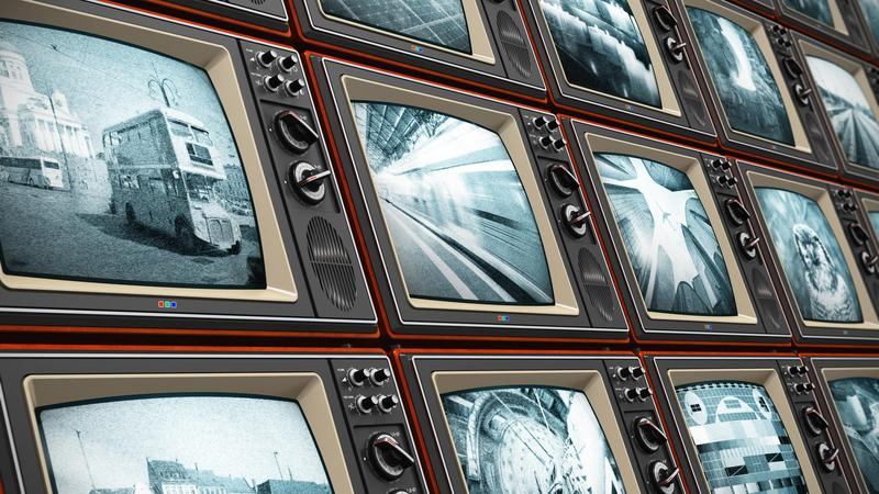 Telewizja wczoraj i dziś - jak zmieniała się przez lata