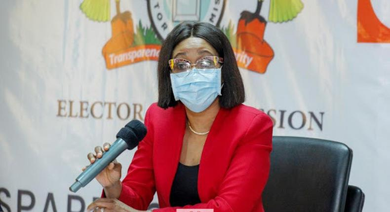 Jean Mensa: EC not responsible for security at registration centers
