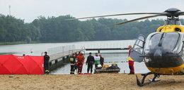 2,5-letni Vladek utonął w Jeziorze Szperek. Tak wyglądały ostatnie chwile chłopca przed śmiercią