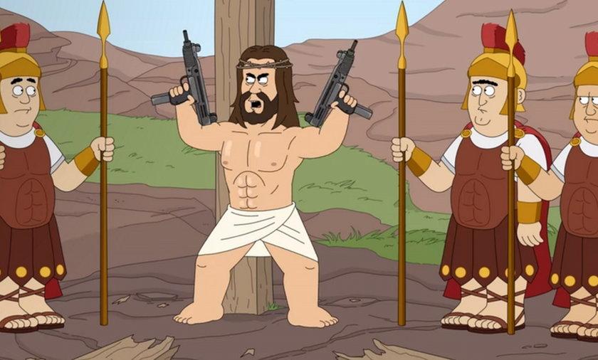 """Paradise PD"". Jezus jako morderca i bohater scen pornograficznych."