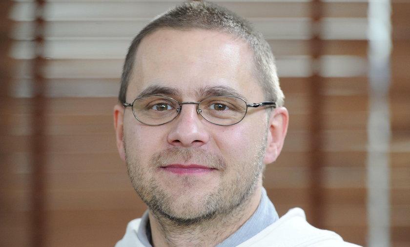 Ojciec Paweł Gużyński  otrzymał pokutę