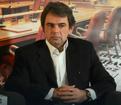 Dosadašnji direktor Uprave Milan Obradović