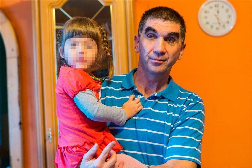"""Walczy o córkę: """"Nie uprowadziłem jej"""". Sąd uważa inaczej"""