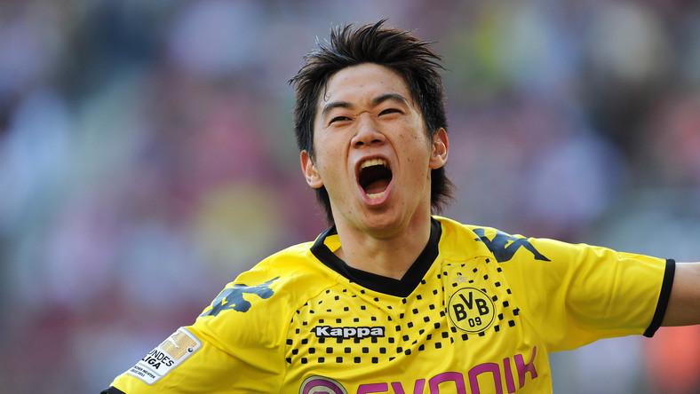 Japończyk trafi do Manchesteru United
