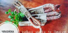 Polacy wyprodukowali kiełbasę ze ślimaków
